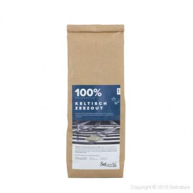 Grof keltisch zeezout  vanaf 200 gram Selnature