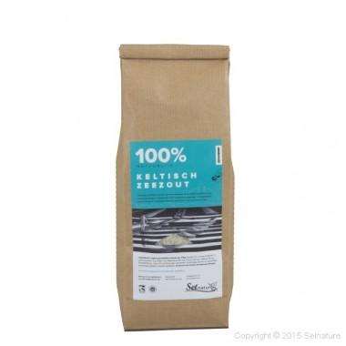 gedroogd grof Keltisch zeezout 1-2 kilo Selnature