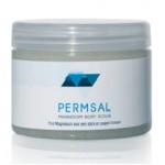 Magnesium body scrub Permsal 500 ml op basis van oa Keltisch zeezout