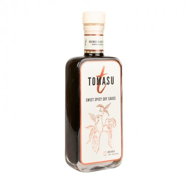 Tomasu Sweet & Spicy soysauce 200 ml