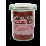 Hawaii Red zongedroogd zout