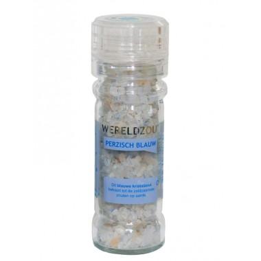 Perzisch blauw zout in zoutmolen hervulbaar