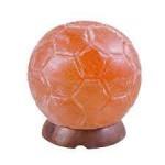 Voetbal Himalaya zoutlamp XL 3,5-4,0 kilo